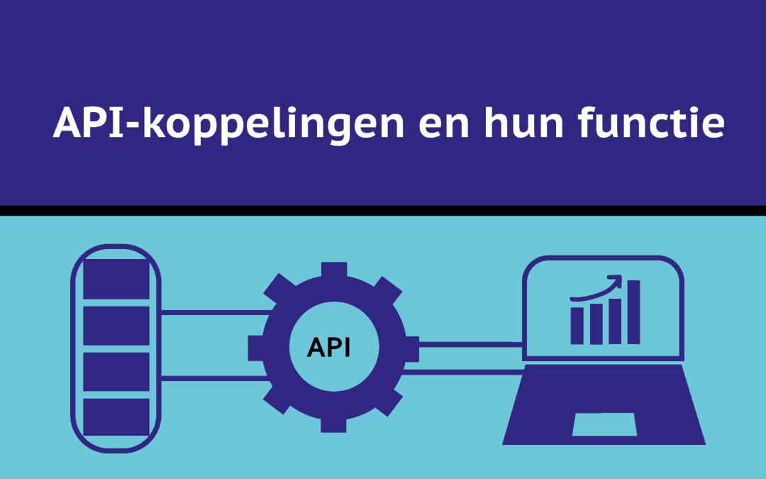 API-koppelingen en hun functie