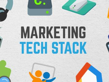 Wekelijkse Marketing Technologie Stack